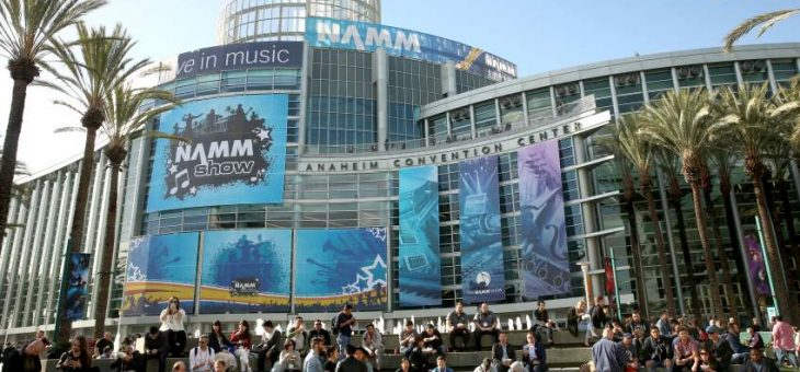 THE NAMM SHOW – 2019